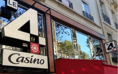 Le « 4 » Casino