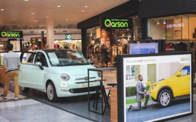Qarson, un réseau de concessions automobiles digitales ?